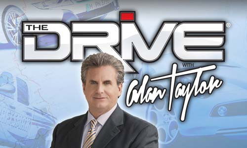 The Drive with Alan Taylor